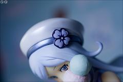 Decoration (gwennan) Tags: anime color macro cute colors japan closeup toy figure gundam figures pvc aila megahouse jfigure gundambuildfighters jyrkiainen ailajyrkiainen gundamgirlsgeneration
