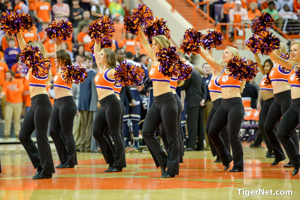 Clemson Photos: Rally  Cats, 20142015, Basketball