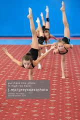 Young female gymnasts doing vertical leg-split (creativemarket.photo) Tags: people girl sport vertical female train person kid student child exercise group young stretch teen gymnast gymnastics teenager practice athlete workout gym graceful sportsman sporty skill practise flexible   sportive sportswoman  legsplit