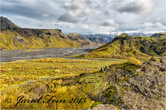 Thorsmork Valley, Iceland (SewerDoc (4 million views)) Tags: autumn mountains fall landscape flow lava iceland highlands valley lavaflow focusstack thorsmorkvalley heklamountainarea