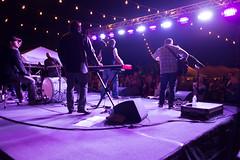 Purple Lighting - Festoon Lighting - Stage Lighting - Band Lighting