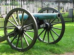 Canon at Ghettysberg