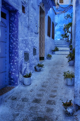 Chefchaouen (collinsad2015) Tags: morocco chefchaouen bluecity chacune