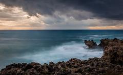 () Tags: mar agua playa nubes