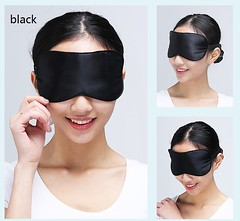 100% Mulberry Silk Sleeping Eye Mask Travel Sleep Blindfold Anti-ageing Soft (Renne.Liu) Tags: eyemask sleepmask sleepeyemask traveleyemask travelmask
