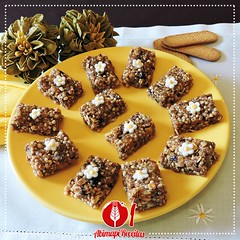 Barrinhas de Cereais e Biscoito (Almanaque Culinrio) Tags: food recipe comida gastronomia culinria receita