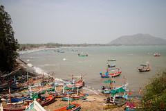 Partie de peche (Ye-Zu) Tags: voyage trip fisherman thalande peche thailande worldtour tourdumonde prachuapkhirikhun changwatprachuapkhirikhan tambonaonoi