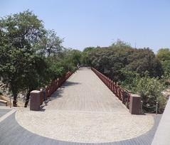 Dandi bridge, near Gandhi Ashram, Ahmedabad, Gujarat, India (Harshit Trivedi's Photography) Tags: history freedom experiments movement truth peace gandhi struggle gujarat ahmedabad ashram mahatma nonviolence dandi gandhiji sabarmati satyagraha