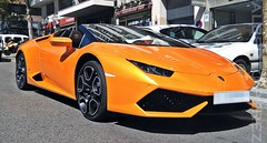 Lamborghini Huracn LP 610-4 Spyder (alberto vtr) Tags: orange cars car italian italia deluxe automotive spyder coche lp lamborghini naranja coches italiano deportivo alquiler huracn 6104