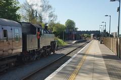 DSC07545 (Alexander Morley) Tags: ireland no 4 patrick railway class number railtour westport ncc society derby preservation wt lms croagh rpsi 264t