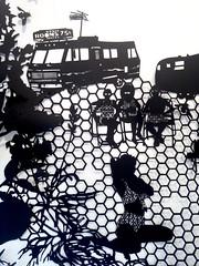 MBosley_AtomicCitydetail4 (TheWayThingsWere) Tags: silhouette paperart silhouettes papercut papercuts papercutting mollybosley