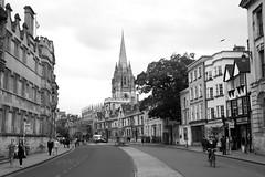 Encants d'Oxford (Jordi_TH) Tags: oxford anglaterra inglaterra england regne unit reino unido uk architecture blanc negre black white