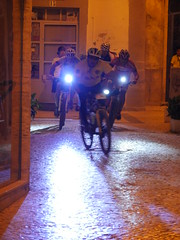 Narrow street (cyclingshepherd) Tags: light portugal bike bicycle race lights cycling cyclists cyclist rad btt may bicicleta cycle mtb velo fahrrad vtt atb olhao olho 2016 algrave