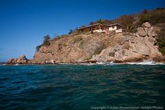 House on Copper Island (3scapePhotos) Tags: travel sea vacation house island islands sailing virgin copper tropical british caribbean tropics bvi britishvirginislands cooperisland
