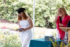 Commencement 2016 (HighMowingSchool) Tags: school education graduation nh wilton boardingschool waldorfschool highmowing classof2016 graduationphotography waldorfeducation kendaljbushphotography