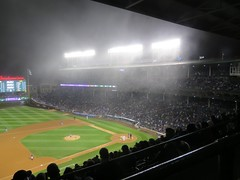 IMG_1121 (FT.M) Tags: usa chicago field fog il cubs bleachers wrigley pitcher mlb