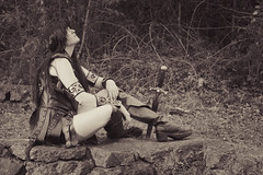 5D3_3932 (ForeverLawless) Tags: photography princess cosplay sword warrior xena hercules 2016 lawless xenite xenaverse
