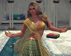 Bollywood Days2 (SunTvilling) Tags: scarlet creative zaara luxeboxsl