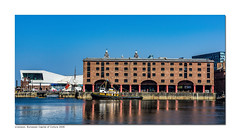 Liverpool, European Capital of Culture 2008 (hehaden) Tags: liverpool albertdock museumofliverpool sel1670z