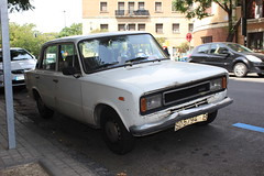 1980 Seat 124 D LS (coopey) Tags: d seat 124 1980 ls