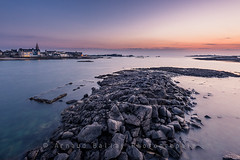 Roscoff (http://arnaudballay.wix.com/photographie) Tags: longexposure sunset france port pier nikon brittany roscoff bretagne breizh fr finistre estacade d610 gnd jetee penarbed nisifilter