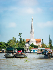 PPB_6377 (PeSoPhoto) Tags: river boat nikon asia delta vietnam xp mekong 2016 d7100