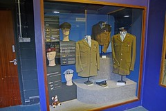 DISPLAY CABINET  MIDDLE WALLOP (toowoomba surfer) Tags: museum military middlewallop museumofarmyflying