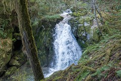 Wise Falls (nwpuzzlr) Tags: waterfall hiking wise snoqualmie middlefork wisefalls fallswise