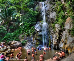 yelapa mexico (Rex Montalban Photography) Tags: mexico waterfall yelapa rexmontalbanphotography