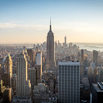 Manhattan's Skyline thumbnail
