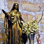 9 - Paris Eglise Saint-Joseph Artisan, Statue de sainte Geneviève thumbnail