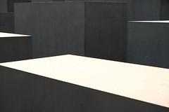 Denk mal abstrakt (Werner Schnell Images (2.stream)) Tags: abstract berlin holocaust memorial mahnmal abstrakt denkmal ws