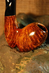 """Free Hand"" by Chiappani Hermes HFpipe (HFPIPE) Tags: italy stem hand pipe carving bamboo smoking made danish mano hermes briar pipa sandblast acrilic in fatta artigianali radica pipemaker a carnauba hfpipe chiappani"
