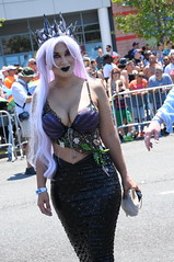 Mermaid Parade 2016 (zaxouzo) Tags: people brooklyn coneyisland breasts parade mermaid mermaidparade pasties 2016 nikond90