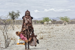 FernandezGarces-2 (Photo Folio Review Gallery - Rencontres d'Arles) Tags: africa travel rural countryside native traditional rustic culture nomad tribe ethnic namibia indigenous himba hitchhike tribesmen kunene