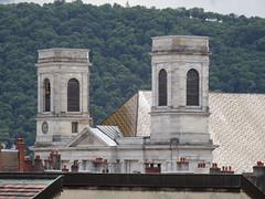 Eglise la Madeleine  Besanon (France, Franche Comt) (Woper25) Tags: france frankreich francia franchecomt toits besanon doubs