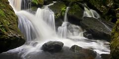 Lodore Falls (Nick Landells) Tags: lodorefalls waterfall cascade waterfalls beck stream river water movement moss mossy ferns lakedistrict