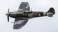 EP120 | Supermarine Spitfire LF Mk.Vb (rudyvandeleemput) Tags: vintage aviation military hurricane airshow corsair lf spitfire mustang oldskool hawker | supermarine 2015 luchtmacht militair mkvb luchtvaart oostwold ep120
