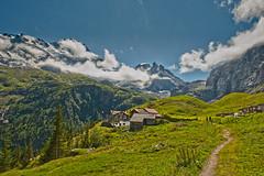 My Switzerland.The Breithorn Obersteinberg , Kanzel Mountain and the Tschingelhorn , Fix You  No. 5008 . (Izakigur) Tags: liberty schweiz switzerland flickr swiss feel bern svizzera berne ch thelittleprince jungfrau dieschweiz berneroberland lasuisse d700 nikond700 nikkor2470f28 izakigur thejungfrauregion cantonofbern laventuresuisse