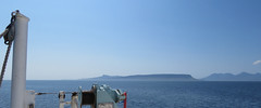 On the ferry to Eigg (Rodents rule) Tags: ferry scotland highlands rum calmac eigg