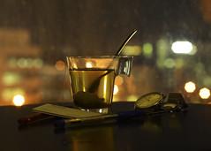 Hotel Bellevue, Manila (Fazar Photography) Tags: nightphotography night hotel tea watch business manila greentea technip hotelbellevue