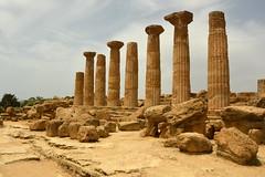 Valle dei Templi (moniq84) Tags: italy parco italia valle sicily dei sicilia agrigento templi sicile archeologico