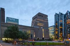 Tate Modern Switch House (i like it! what is it?) Tags: london architecture tate tatemodern museumofmodernart londra hdem herzoganddemeuron switchroom