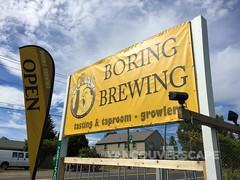 Boring Brewing, Boring, OR (Vancouverscape.com) Tags: travel usa oregon mthood 2016 arianecolenbrander vancouverscape