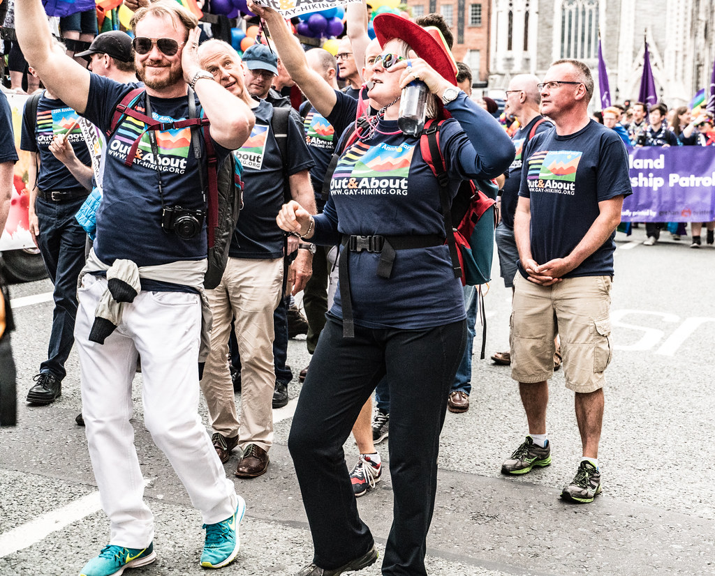 PRIDE PARADE AND FESTIVAL DUBLIN 2016 [OUT & ABOUT]-118198