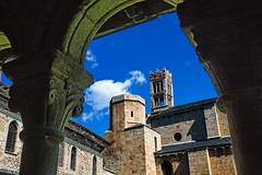 The Cathedral of Santa Maria d'Urgell, (werner boehm *) Tags: spain kirche architektur durgell laseudurgell wernerboehm