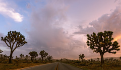 Hot n Cold (Charles' Snaps) Tags: clouds canon landscape joshuatree stormy longexposures californiagold tamron2875 stormchaser canon6d teamcanon tokina1628 on1photos on1pics