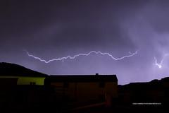 Raju (Carlo Marras Photographer ) Tags: storm night lightning lampo fulmine digitaltool carlomarrasphoto