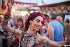 No para de bailar (josmanmelilla) Tags: espaa sony feria fiestas carlos medieval mercado v melilla tradicin renacentista