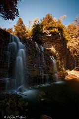 Jones Falls (awaketoadream) Tags: summer ontario canada water vertical jones waterfall long exposure niagara falls sound owen cascade escarpment